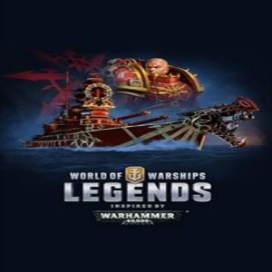 World of Warships Legends Champion of Khorne