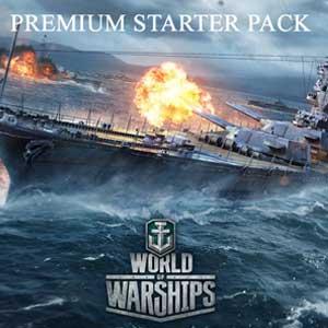 World of Warships Premium Starter Pack