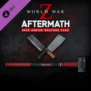 World War Z Aftermath Zeke Hunter Weapons Pack Digital Download Price Comparison