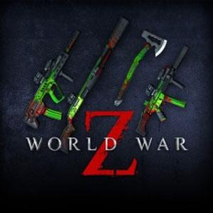 World War Z Biohazard Weapon Pack Ps4 Digital & Box Price Comparison