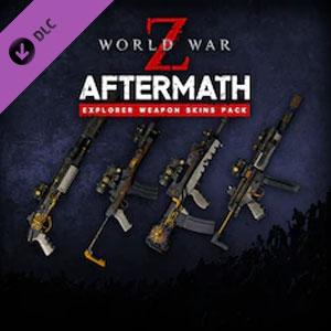 World War Z Explorer Weapon Skin Pack Digital Download Price Comparison