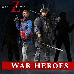 World War Z War Heroes Pack Ps4 Digital & Box Price Comparison