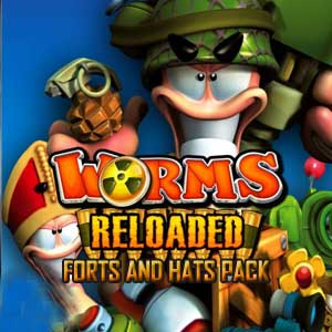Worms Reloaded Forts and Hats Pack Digital Download Price Comparison