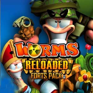 Worms Reloaded Forts Pack Digital Download Price Comparison