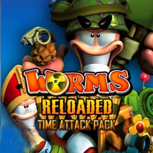 Worms Reloaded Time Attack Pack Digital Download Price Comparison