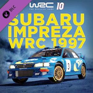 WRC 10 Subaru Impreza WRC 1997