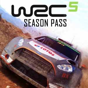 WRC 5 Season Pass Digital Download Price Comparison