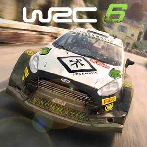 WRC 6 Ps4 Code Price Comparison