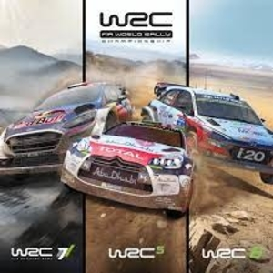 WRC Collection FIA World Rally Championship