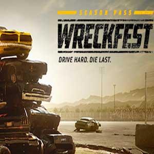 Wreckfest Season Pass Digital Download Price Comparison