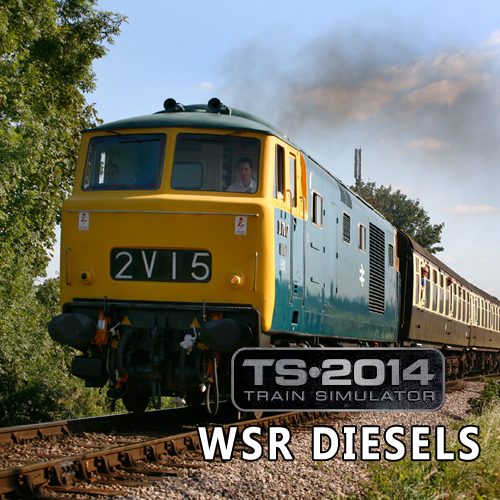 Train Simulator WSR Diesels Digital Download Price Comparison