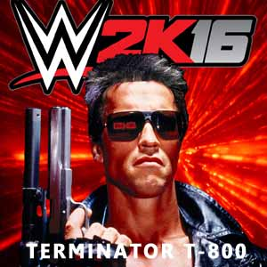 WWE 2K16 Terminator T-800 Ps4 Code Price Comparison