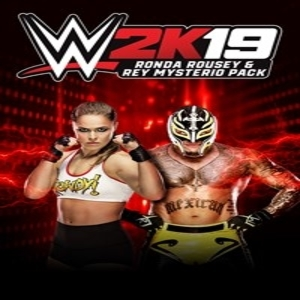 WWE 2K19 Ronda and Rey Pack
