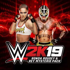 WWE 2K19 Ronda & Rey Pack Digital Download Price Comparison