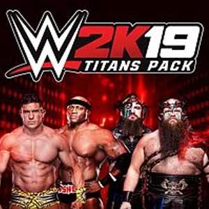 WWE 2K19 Titans Pack