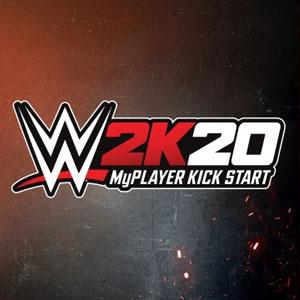 WWE 2K20 MyPLAYER KickStart