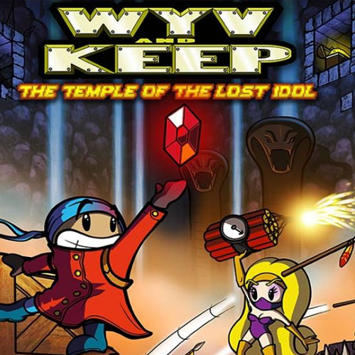 Wyv And Keep The Temple Of The Lost Idol Digital Download Price Comparison