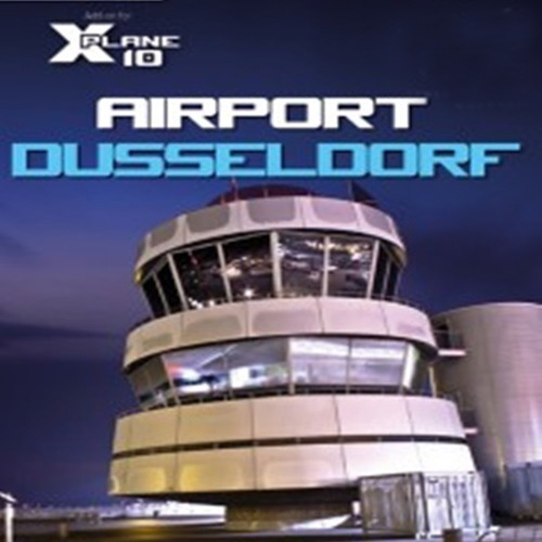 X-Plane 10 Global 64 Bit Airport Dusseldorf Digital Download Price Comparison