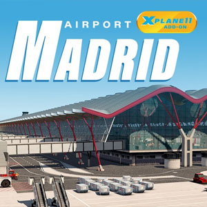 X-Plane 11 Add-on Aerosoft Airport Madrid
