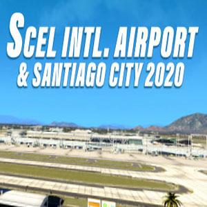 X-Plane 11 Add-on Aerosoft SCEL Intl. Airport & Santiago City 2020