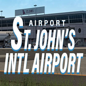 X-Plane 11 Add-on JustAsia CYYT St. John's International Airport