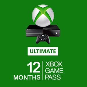 Xbox Game Pass Ultimate 12 Months