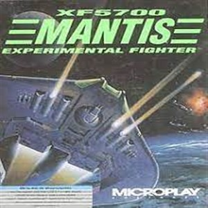 XF5700 Mantis Experimental Fighter