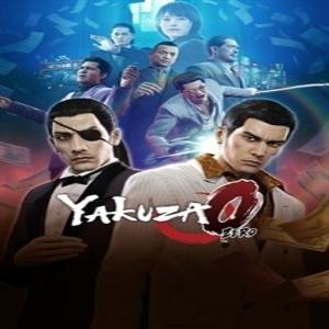 Yakuza 0 Xbox One Digital & Box Price Comparison