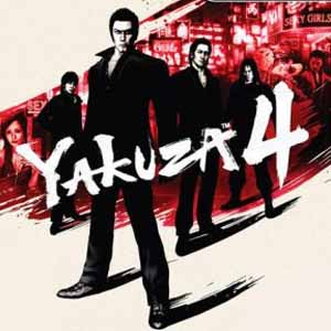 Yakuza 4 PS3 Code Price Comparison