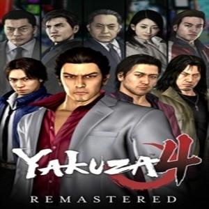 Yakuza 4 Remastered Digital Download Price Comparison