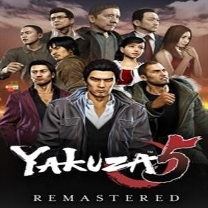 Yakuza 5 Remastered Xbox Series Price Comparison