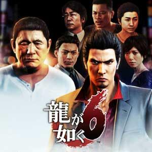 Yakuza 6 PS4 Code Price Comparison
