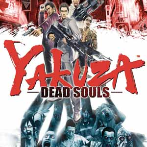 Yakuza Dead Souls PS3 Code Price Comparison