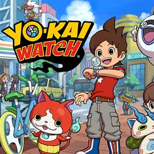 Buy Yo-Kai Watch Nintendo 3DS Download Code Compare Prices