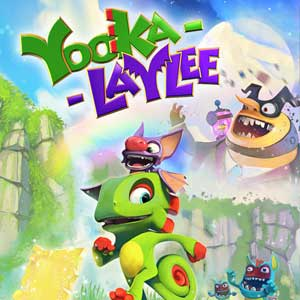 Yooka-Laylee PS4 Code Price Comparison