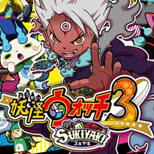 Buy Youkai Watch 3 Sukiyaki 3DS Download Code Compare Prices