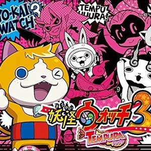 Buy Youkai Watch 3 Tempura Nintendo 3DS Download Code Compare Prices