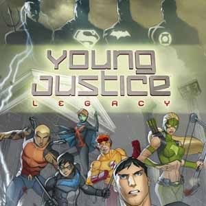 Young Justice Legacy PS3 Code Price Comparison