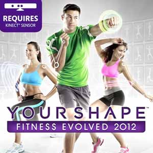Your Shape Fitness Evolved 2012 XBox 360 Code Price Comparison