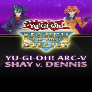 Yu-Gi-Oh ARC-V Shay vs Dennis