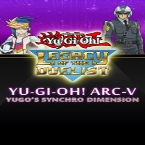 Yu-Gi-Oh ARC-V Yugos Synchro Dimension Digital Download Price Comparison