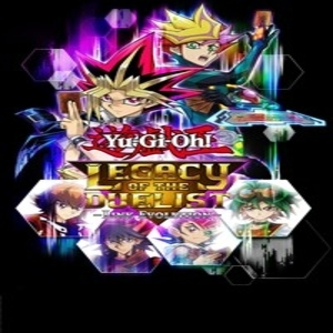 Yu-Gi-Oh Legacy of the Duelist Link Evolution Xbox Series Price Comparison