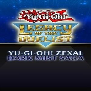 Yu-Gi-Oh ZEXAL Dark Mist Saga