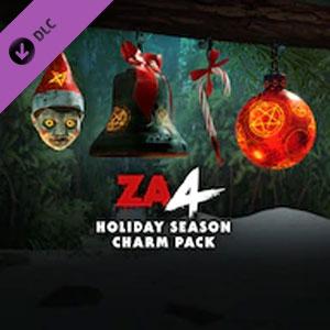 Zombie Army 4 Holiday Season Charm Pack