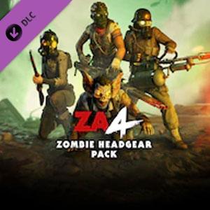Zombie Army 4 Zombie Headgear Pack