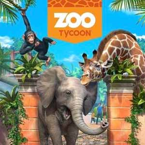 Zoo Tycoon Xbox 360 Code Price Comparison