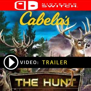 Cabela's The Hunt Nintendo Switch Prices Digital or Box Edition
