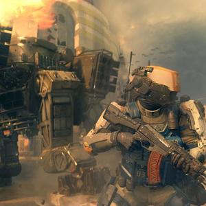 Call of Duty Black Ops 3 Xbox One - Player Screenshot