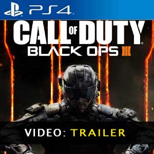 Call of Duty Black Ops 3 Video Trailer