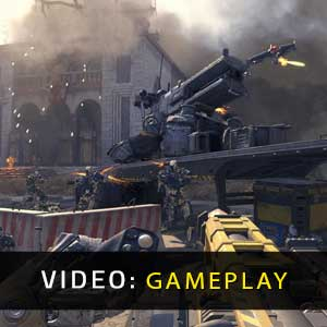 Call of Duty Black Ops 3 Gameplay Video